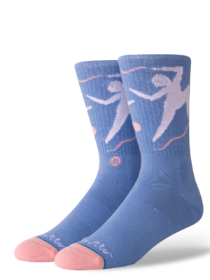 Stance Socks Polar Dance with me