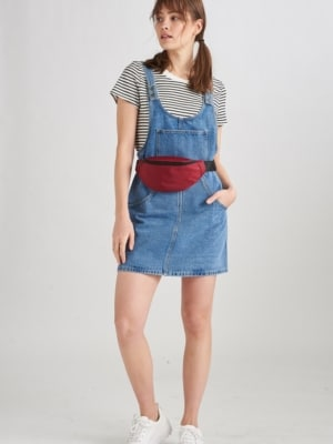 24-Colours Jeans Dress-20632