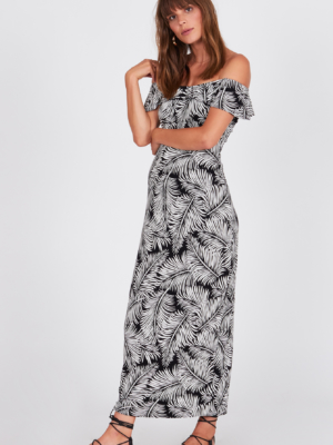 Amuse Society Lucia Maxi Dress