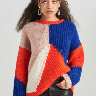 24 Colours Pullover