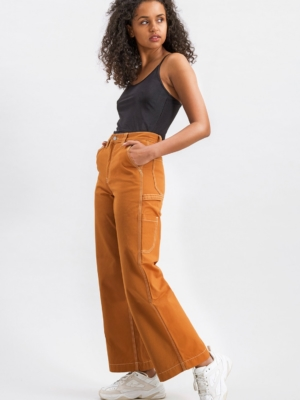 Dr. Denim Deena Worker Pants