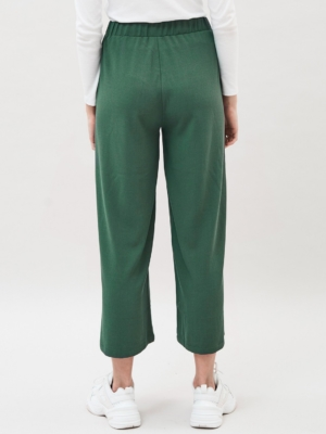 Dr.Denim Abel Culottes green 2