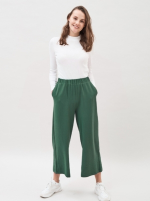 Dr.Denim Abel Culottes green