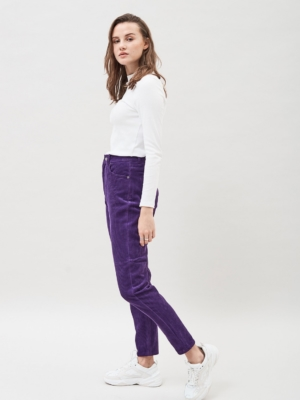 Dr.Denim Nora Mom corduroy pants