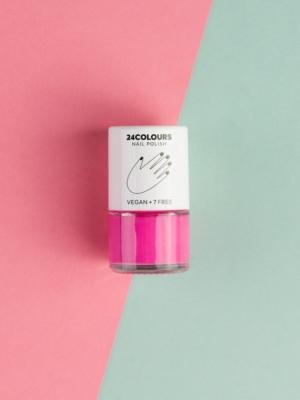 Veganer Nagellack pink