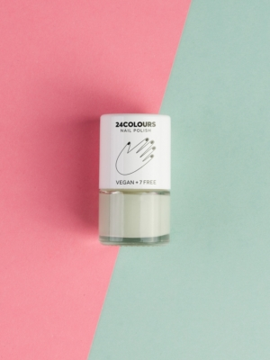 24 Colours Vergan nail polish YOU MATTER