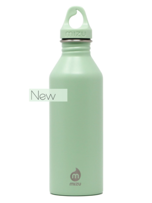 Mizu Life M8 Drinking Bottle Mint