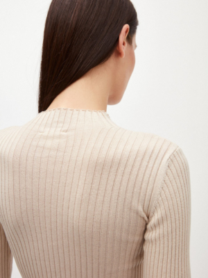 Armedangels knitted sweater Alaani cream white