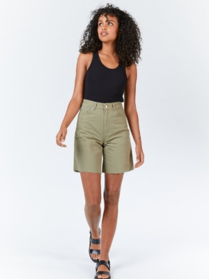 Dr.Denim Shorts Meja olive
