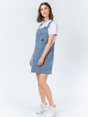 Dr.Denim Michigan Pinafore Latzkleid