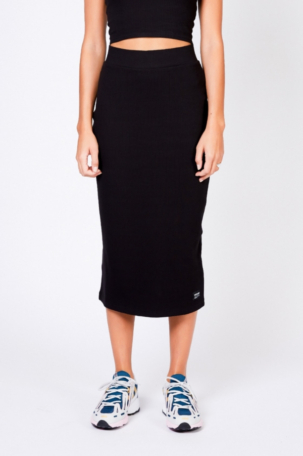 Dr.Denim Skirt Tabitha black