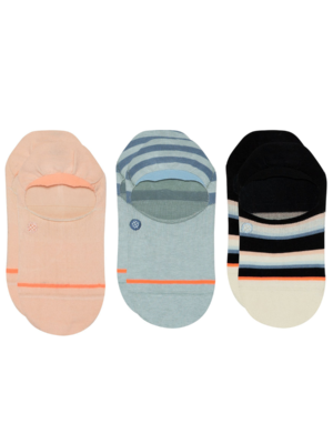 Stance Socks Back to Basic Pack of 3