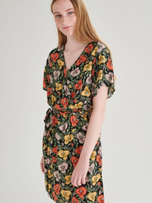 24 Colours dress floral