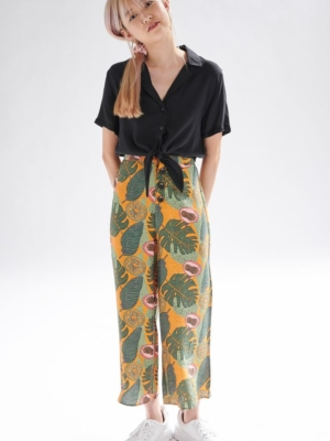 24 Colours Culottes patterned