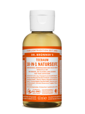 Dr. Bronner Liquid Soap Tea Tree