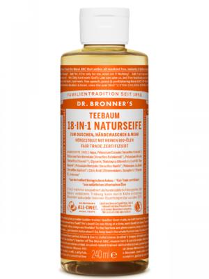 Dr-Bronner-Fluessigseife-Teebaum-240ml