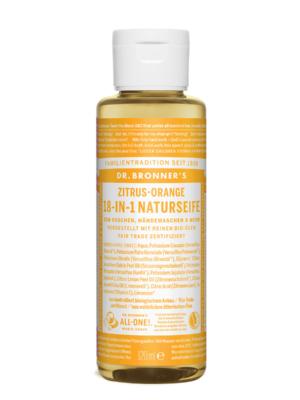 Dr-Bronner-Fluessigseife-Zitrus-Orange-120-ml