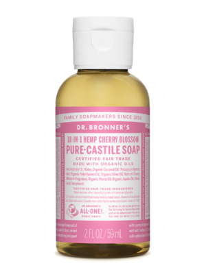 Dr. Bronner Magic Soap Cherry Blossom