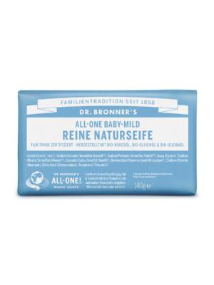 Dr-Bronners-Naturseife-Seifenstueck-Baby-Mild-140g