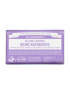 Dr-Bronners-Naturseife-Seifenstueck-Lavendel-140g