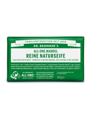Dr-Bronners-Naturseife-Seifenstueck-Mandel-140g