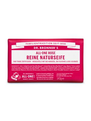 Dr-Bronners-Naturseife-Seifenstueck-Rose-140g