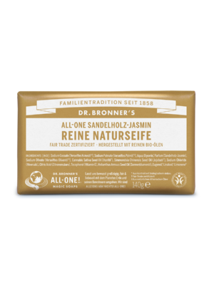 Dr-Bronners-Naturseife-Seifenstueck-Sandelholz-Jasmin-140g