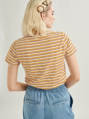 24 Colours T-Shirt Striped