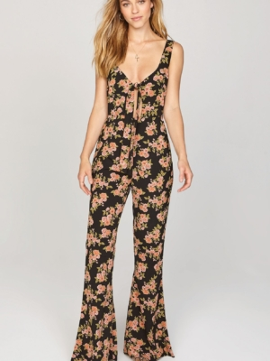 Amuse Society Jumpsuit Simone