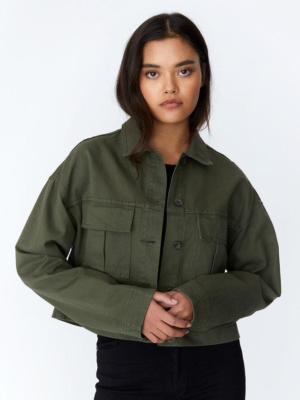 Dr.Denim Nevada Cargo Jacket