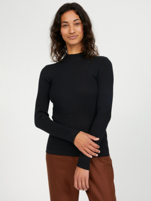 Armedangels Knitted Sweater Alaani black