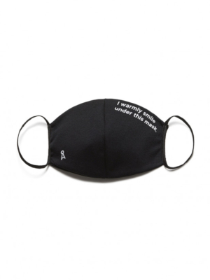 Armedangels Mask Warmly Black