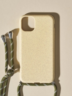 24 Colours Phone Chain Biodegradable Yellow iPhone 11