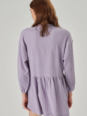 24 Colours dress purple
