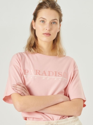 24 Colours T-Shirt Paradiso rose