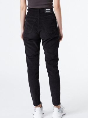 Dr.Denim Nora cordhose black