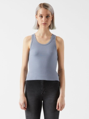 Dr.Denim Demi Top blau