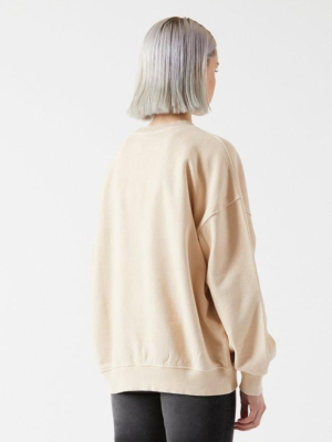 Dr.Denim Sweater Fergie beige
