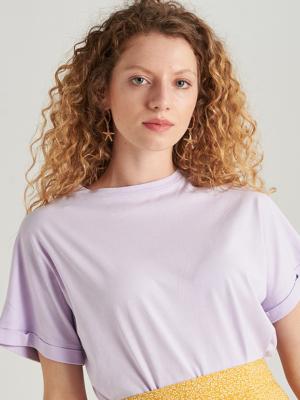 24 Colours T-Shirt lila