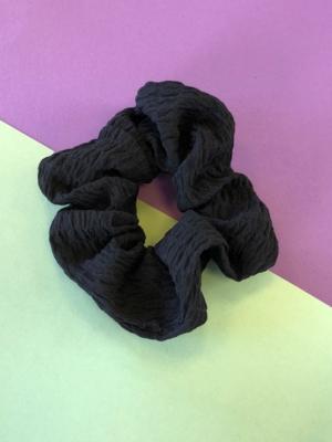 24 Colours Scrunchie black