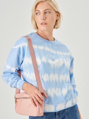 24 Colors Sweater batik light blue