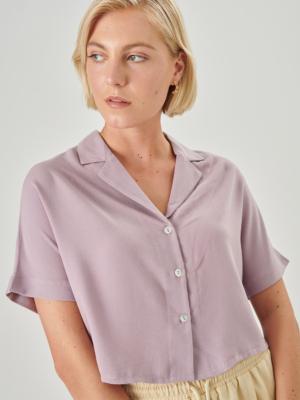 24 Colors blouse lilac
