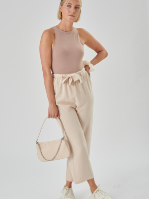 24 colors trousers beige