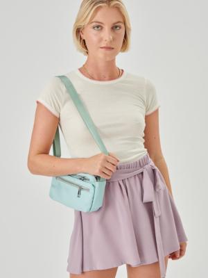 24 colors shorts purple
