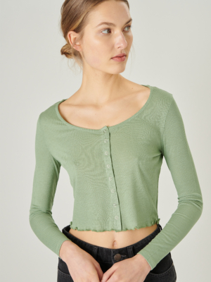 24 colors cardigan green