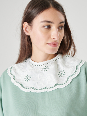 24 colors lace collar